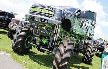 Judged Truck Show
