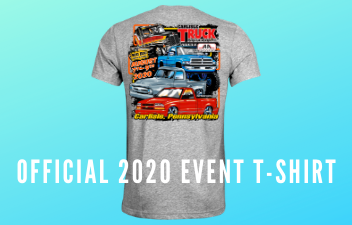 Pre-Order Your Truck Nationals 2020 T-Shirt