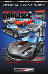 2017 Corvettes at Carlisle